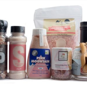 BAKING AND SALTS